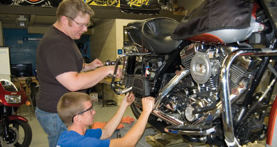 Motorcycle Mechanics Cccc Central Carolina Community