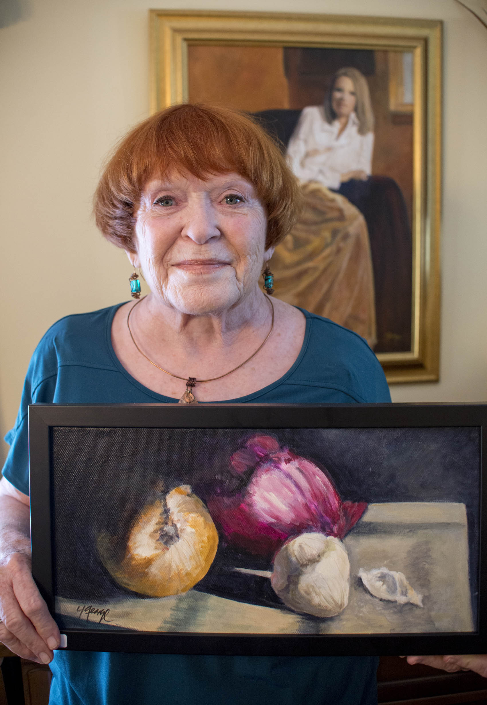 CCCC art teacher receives honor